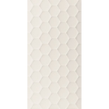 D729 4D HEXAGON WHITE MATT