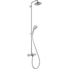 Душевая система Hansgrohe Raindance Select Showerpipe 240мм 27117000